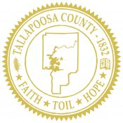 Tallapoosa County Seal