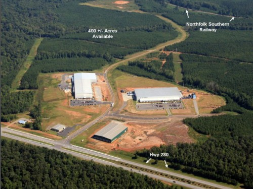 William T. Thweatt Industrial Park
